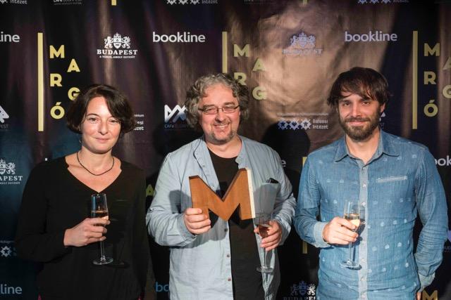 Makai Máté, Milbacher Róbert vagy Molnár T. Eszter lesz a Margó-díj idei nyertese