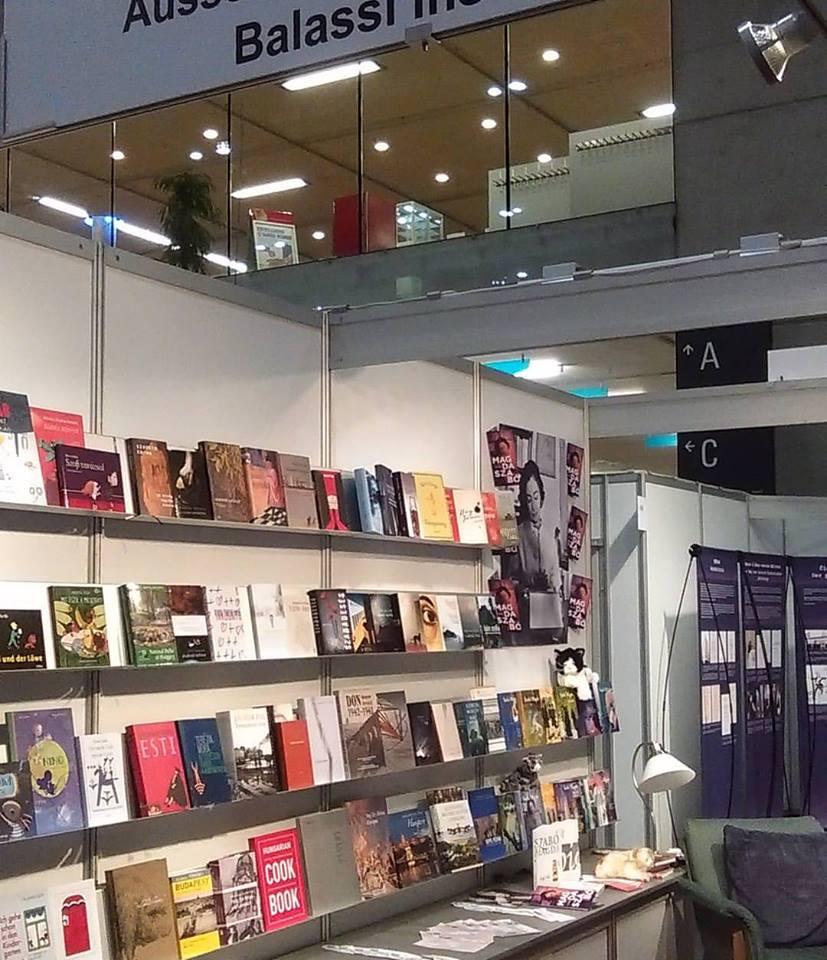 Buch Wien – a Szabadesés a bécsi könyvvásáron