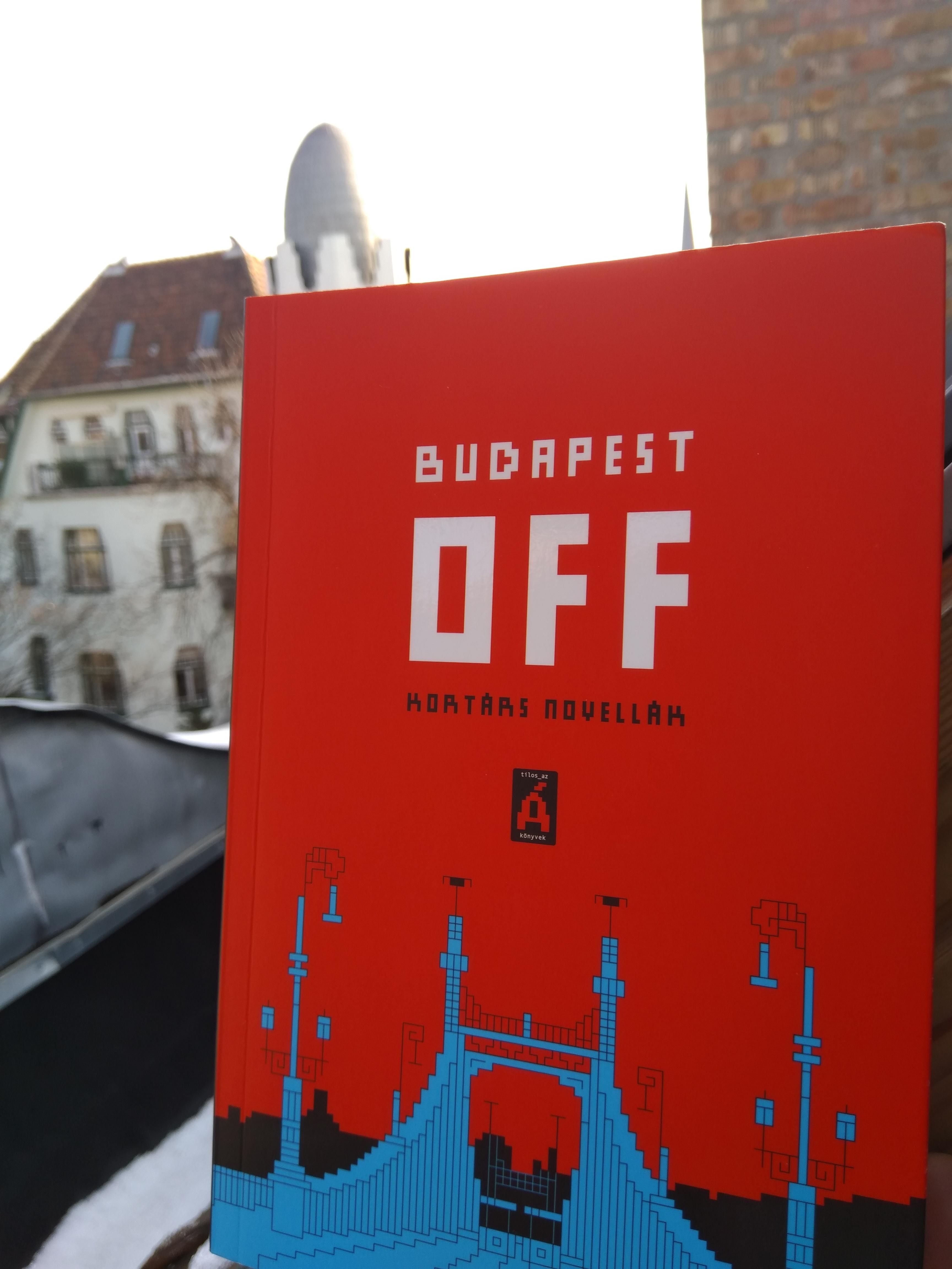Budapest OFF (antológia)